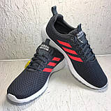Мужские кроссовки Adidas Lite Racer Cln F34496 42, 43, 44 размер, фото 3