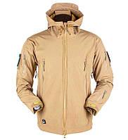 Куртка ESDY Softshell тактическая  Песочная (койот) S, L , XXL, фото 1