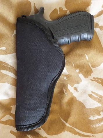 Кобура поясная синтетическая для Zoraki 918, фото 2