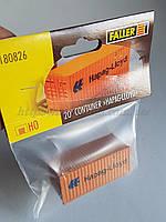 "Faller 180826 Масштабная модель контейнера 20 футовый "" Hapag-Lloyd', масштаба 1/87"
