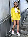 Женский летний костюм: рубашка и шорты (расцветки), фото 7