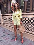 Жіночий літній костюм: сорочка та шорти (кольори), фото 5