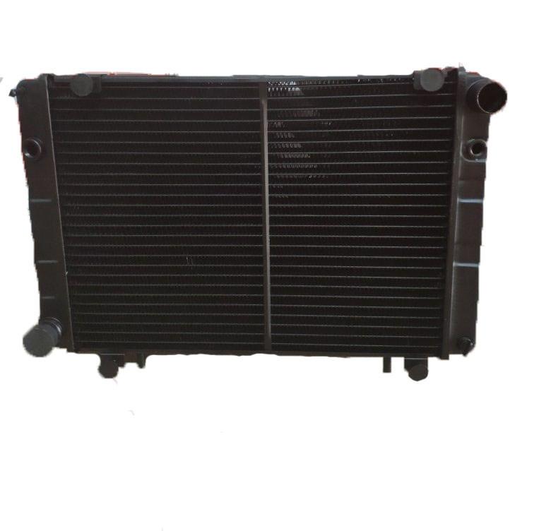 Радиатор Газель 3302 со штырями 3 рядный медный пр-во Иран Радиатор
