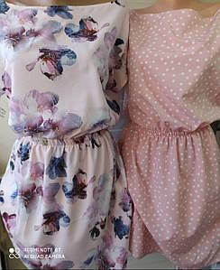 Платья женские летние в широком ассортименте по моделям и цветам