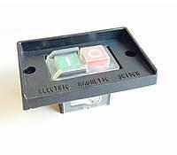 Кнопка включения пром.станок (с пластиной 4 контакта)