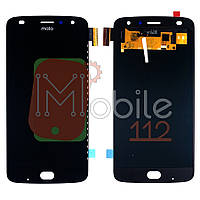 Экран (дисплей) Motorola Moto Z2 Play XT1710-09 XT1710-10 XT1710-07 XT1710-07 XT1710-01 XT1710-02 + тачскрин черный OLED