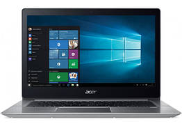 Ноутбук Acer Swift 3 SF314-54 Sparkly Silver