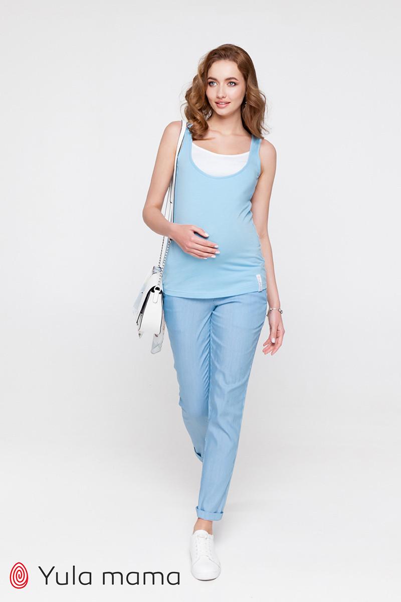 Брюки для беременных из легкой ткани MELANI TR-20.013 (s, L)