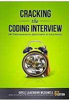 Cracking the Coding Interview. 189 Programming Questions and Solutions 6th Edition.Gayle Laakmann McDowell.