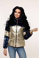 Куртка В-1236 Фольга 358