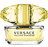 Женская оригинальная туалетная вода Versace Yellow Diamond, 50ml NNR ORGAP /4-13, фото 2