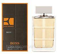 Мужская оригинальная туалетная вода Hugo Boss Boss Orange Man, 100ml NNR ORGIN /5-43