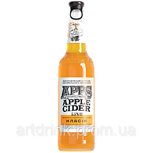 New Products Group Cider APPS Classic 5.5% 0.5 L