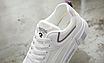 Кроссовки женские Look Белые с фиолетовым, фото 8