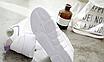 Кроссовки женские Look Белые с фиолетовым, фото 9