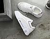 Кроссовки женские Look Белые с фиолетовым, фото 7