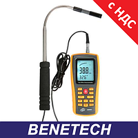 Термоанемометр 0,3-30м/с, 0-45°C BENETECH GM8903