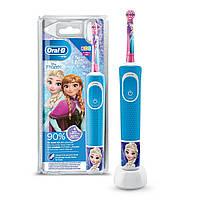 Зубная щетка Oral-B Vitality 100 3D kids Frouzen