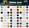 Краски, лаки и грунты в баллончиках Xobby Lack