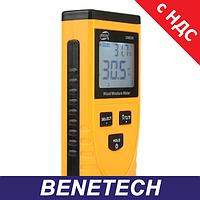 Влагомер древесины бесконтактный 0,5-79,5% BENETECH GM630