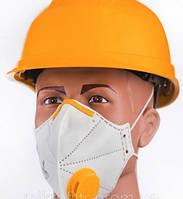 Респиратор противовирусный многоразовый. Микрон FFP2. Защитная маска для лица
