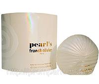 Женская оригинальная парфюмированная вода Franck Olivier Pearl's, 50ml  NNR ORGAP /3-21
