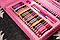 Большой детский набор для рисования Super Art Set, 208 предметов, с креплениями, два цвета, фото 3