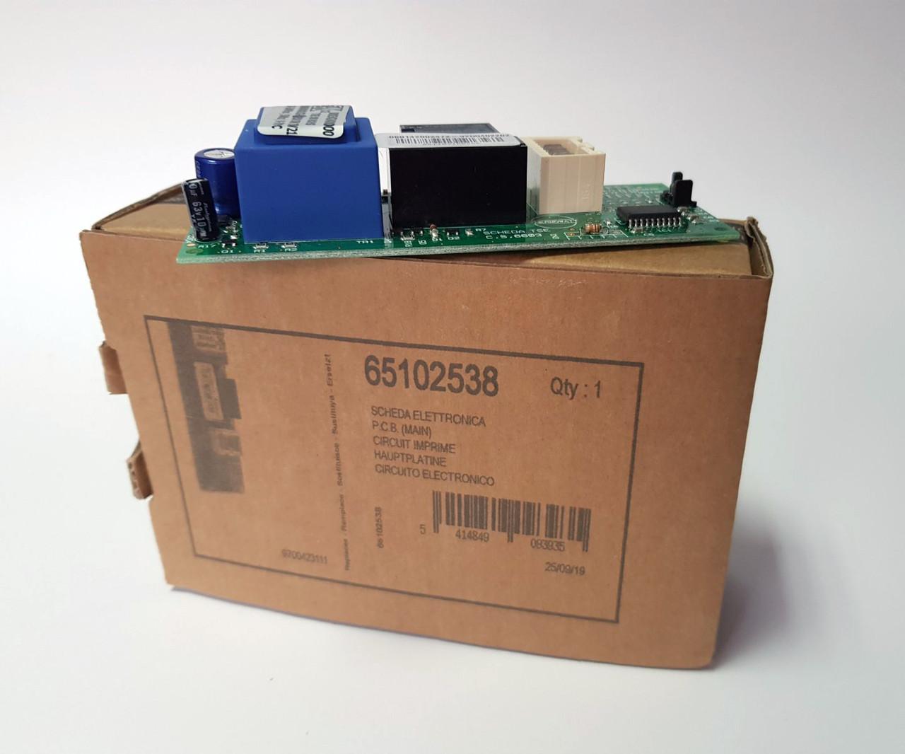 Плата управления на ЭВН Ariston Titronic V/Best 65102538