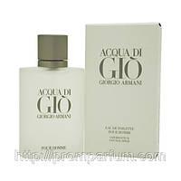 Мужская оригинальная туалетная вода Giorgio Armani Acqua di Gio, 50 ml NNR ORGIN  /5-63