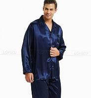 Пижама мужская шелк.