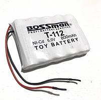 Аккумуляторная сборка Bossman-Profi T-112 6V 800mAh (Ni-Cd)