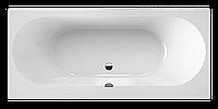Ванна VILLEROY&BOCH OBERON 2.0 в комплекті з ніжками та сифоном 180х80, UBQ180OBR2DV-01