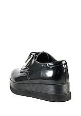 Дерби женские  Elmira I5-171T черные (40), фото 2