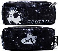 Пенал мягкий без наполнения для мальчика DeLune Мяч D-855