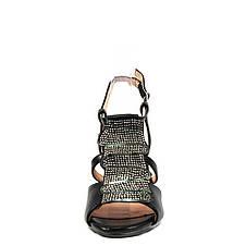 Босоножки женские SUMMERGIRL D807A черные (36), фото 3