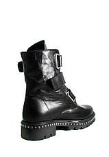 Черевики демісезон жіночі CRISMA чорний 20028 (41), фото 2