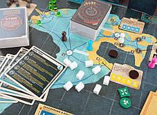Настольная игра Пандемия: Наследие (второй сезон)(жёлтая), фото 3