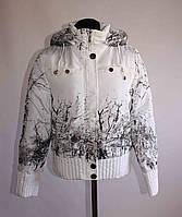 Женская весенняя куртка 2101