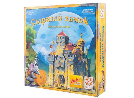 Настольная игра Сырный замок (Burg Appenzell), фото 2
