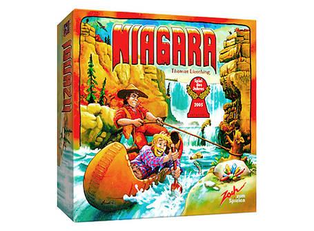 Настольная игра Ниагара (Niagara), фото 2