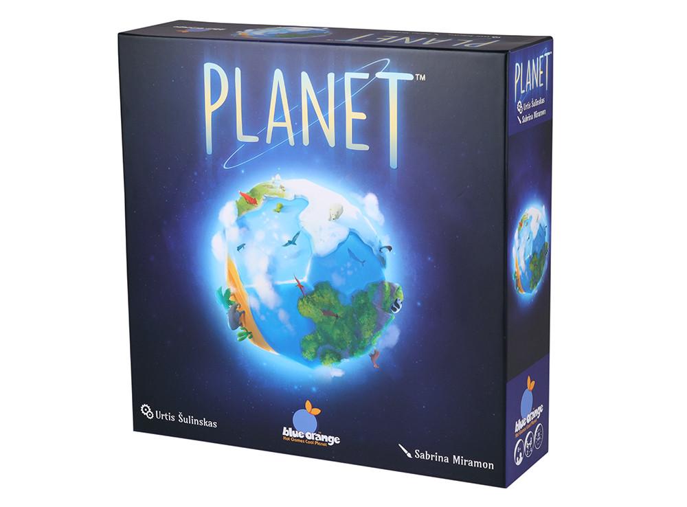 Настольная игра Планета (Planet)