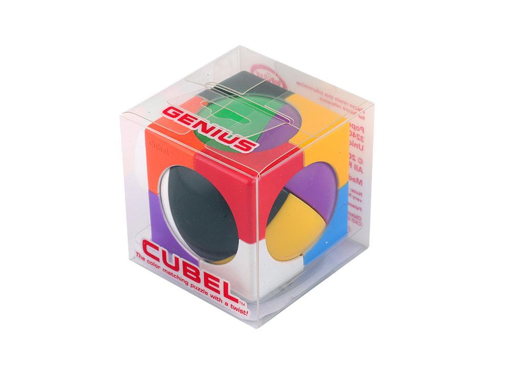 Настольная игра-головоломка CUBEL GENIUS