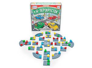 Настольная игра-головоломка Перекрёсток, фото 2