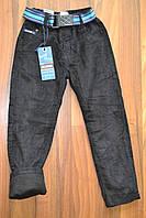 Вельветы утеплённые на флисе для мальчиков,размеры 98-128 см,фирма CHILDHOOD, фото 1