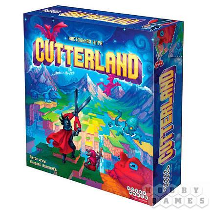 Настольная игра Cutterland, фото 2