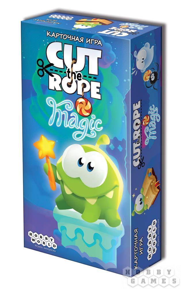 Настольная игра Cut The Rope (видання Magic)