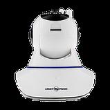 Беспроводная поворотная камера GV-088-GM-DIG10-10 PTZ 720p, фото 4