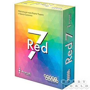 Настольная игра Red 7, фото 2