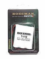 Аккумуляторная сборка Bossman-Profi T-110 3,6V 1000mAh (Ni-Cd)