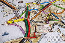 Настольная игра Ticket to Ride: Европа  (3-є рос. вид.), фото 3